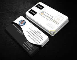 #190 for Design a premium looking and attractive personal business card by Anam827642
