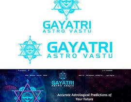 #93 para Design a logo for Gayatri Astro Vastu por kmsinfotech