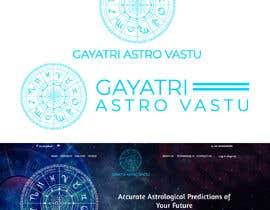 #94 untuk Design a logo for Gayatri Astro Vastu oleh kmsinfotech