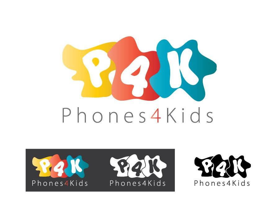Contest Entry #217 for Logo Design for Phones4Kids