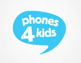 #46 dla Logo Design for Phones4Kids przez marques