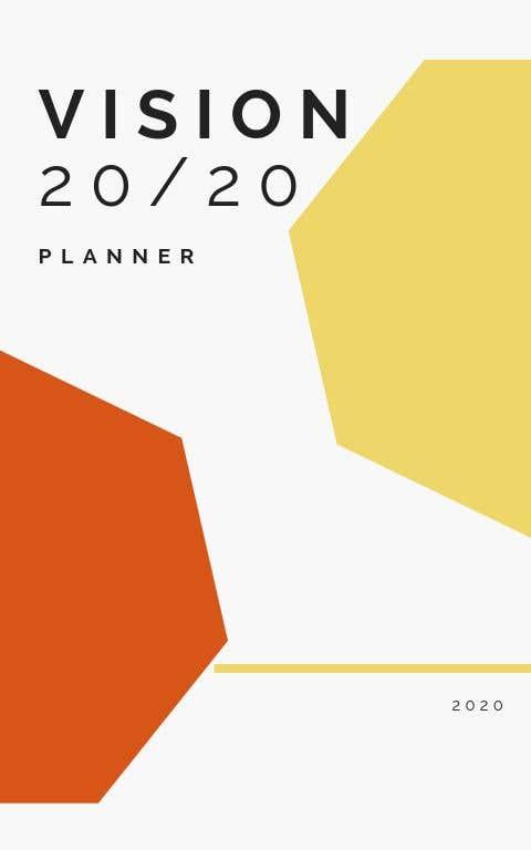 Inscrição nº 161 do Concurso para Planner Cover Contest (FIRST ONE)