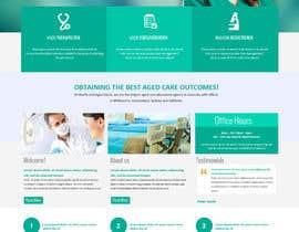 #1 untuk Design a homepage for zorgzoeken.nl (care seeker) oleh ngscoder
