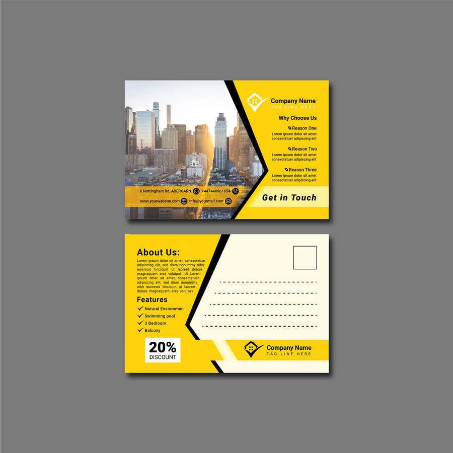 Kilpailutyö #57 kilpailussa A postcard to solicite Solar projects