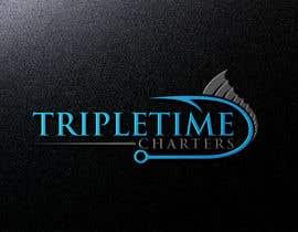 #20 para Tripletime Charters Logo de ffaysalfokir