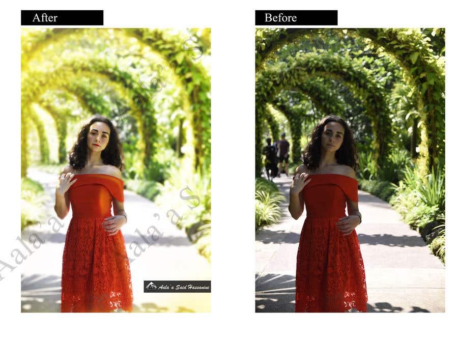 Inscrição nº 113 do Concurso para Couple pre-wedding photos retoucher
