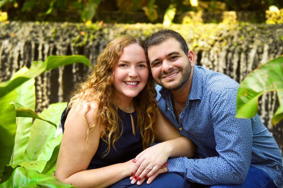 Inscrição nº 95 do Concurso para Couple pre-wedding photos retoucher