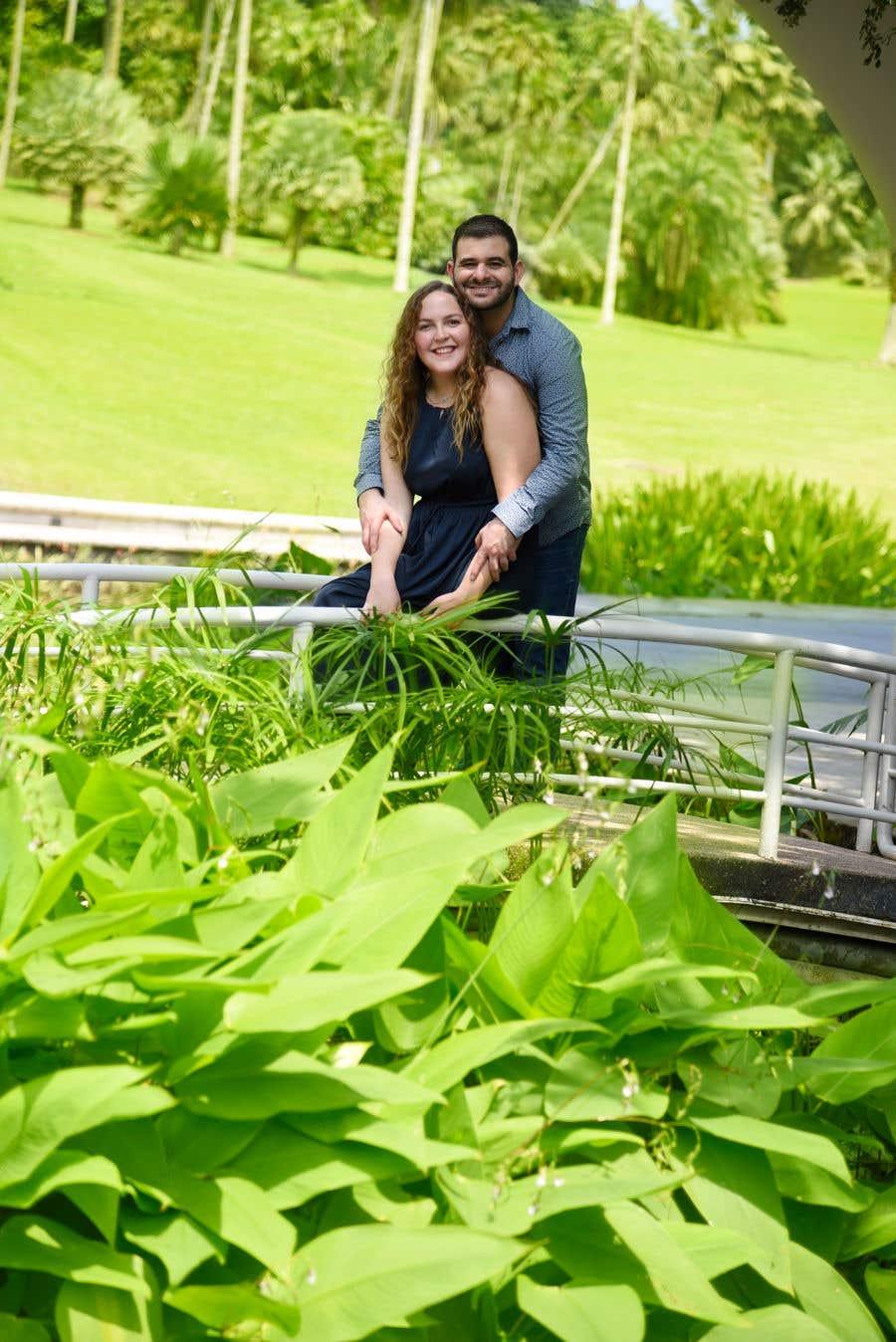 Inscrição nº 8 do Concurso para Couple pre-wedding photos retoucher