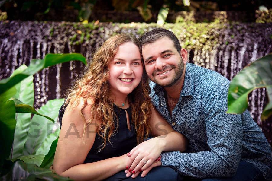 Inscrição nº 64 do Concurso para Couple pre-wedding photos retoucher