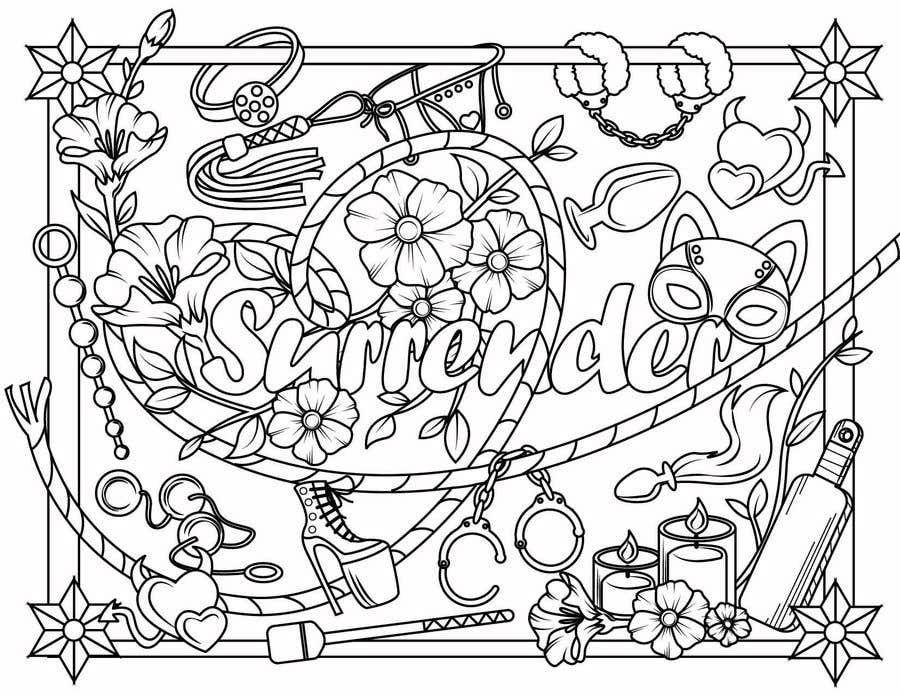 Penyertaan Peraduan #                                        20                                      untuk                                         Draw Illustrate a Coloring Page