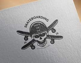 Nro 9 kilpailuun Logo required for skateboarding company. Black and white, smart but alternative. No blending. Feel free to play around with ideas. If you win, chances are I'll use you for further work. käyttäjältä furqanshoukat