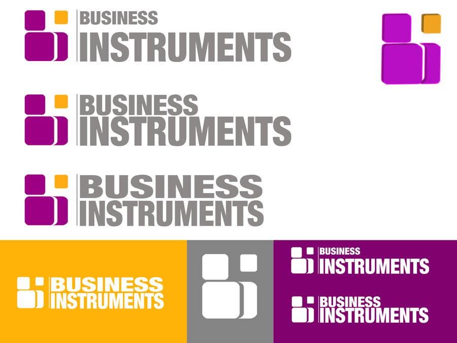 Penyertaan Peraduan #282 untuk Logo Design for Business Instruments