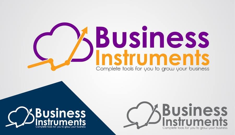 Kilpailutyö #253 kilpailussa Logo Design for Business Instruments