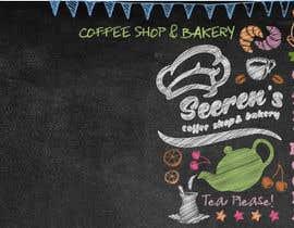 #57 untuk wall paper design for my coffee shop and beakry oleh Stanislava21
