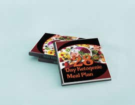 """#17 для create an ebook cover design for my """"28 Day Ketogenic Meal Plan"""" in 3D от khadizaruh"""