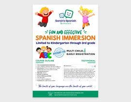 #129 for Print Ready Flyer Creation for kids(5-10age) and their parents by joengn