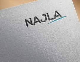 Nro 57 kilpailuun I need a logo for a name. NAJLA is the name, you can also use the initials NBK. käyttäjältä farukkh79