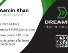 #30 para Improvement to a Business Card Design and a flyer . I have attached what I have por aminsalman