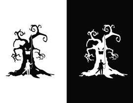 #277 for logo of a scary dead tree and a arborist on it af LeonelMarco