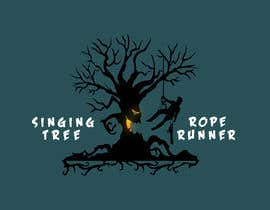 #235 for logo of a scary dead tree and a arborist on it af alinhd