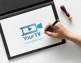 nº 95 pour Design Logo YourTV Film par mdfarhatbd