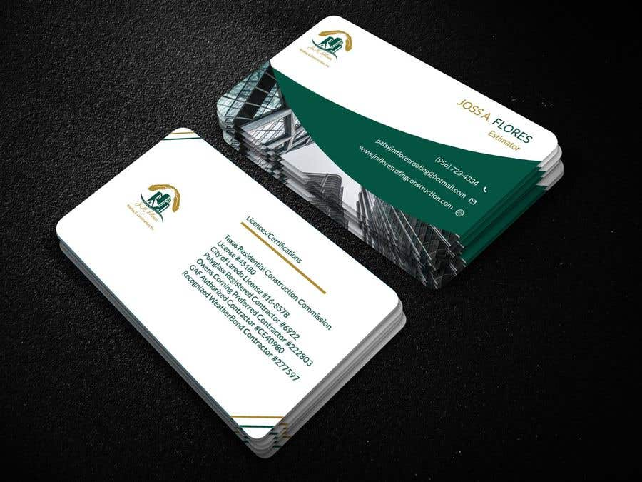 Contest Entry #167 for Graphic Design Business Card - Vertical or Horizontal Samples