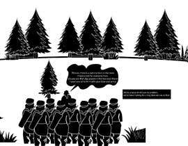 #103 para 3 images bird on a tree por Graphicking1