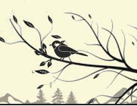 #62 para 3 images bird on a tree por Skopurbo