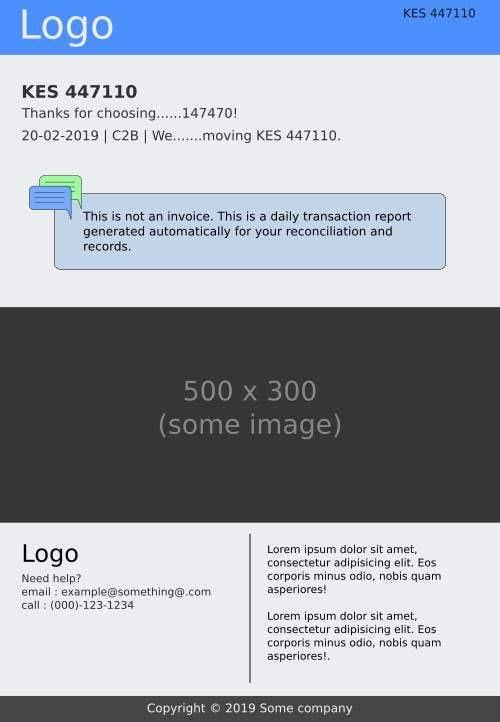 Penyertaan Peraduan #18 untuk Design HTML email template
