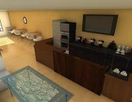 #23 for Internet Cafe Baccarat Game Online Interior & Exterior 3D Rendering Design by Gevinta