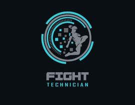 #142 untuk Tech Themed Fight Blog Logo Design oleh angapmik