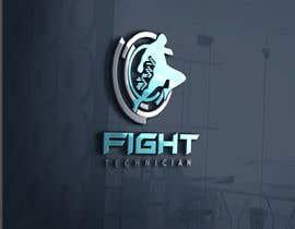 #160 untuk Tech Themed Fight Blog Logo Design oleh abulkalam099