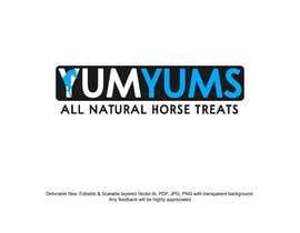 #142 cho Yum Yum - All Natural Horse Treats bởi enovdesign