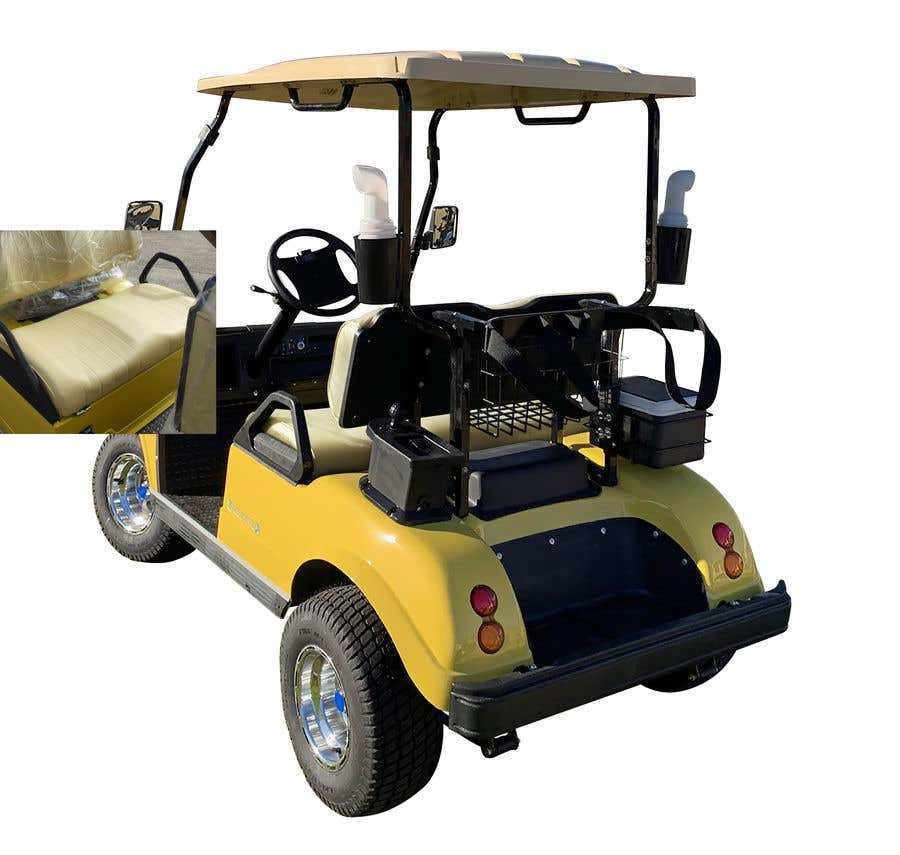 Contest Entry #1 for Photoshop golf cart pictures