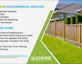 #29 для Facebook add for building fences - Canada - от imranshikder