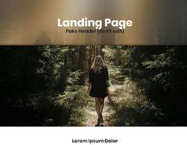 #25 для css html landing page от NonikNone