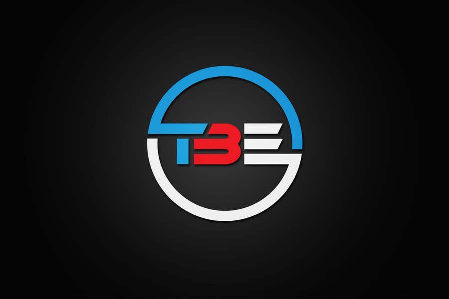 Contest Entry #27 for Logo with word: T3E using the following colors: white, red, light blue
