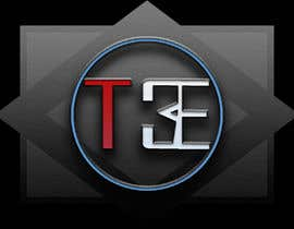 #118 for Logo with word: T3E using the following colors: white, red, light blue by mohamedsalem987m