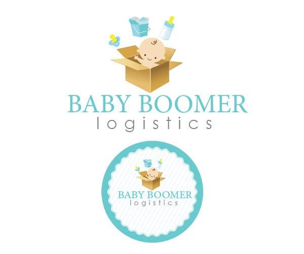 Inscrição nº 16 do Concurso para Logo Design for Baby Boomer Logistics, LLC.
