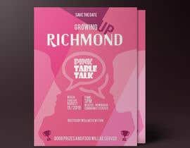 #80 cho Pink Table Talk Flyer bởi NeglisAllen