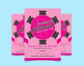 #108 cho Pink Table Talk Flyer bởi owakkas