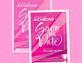 #65 untuk Pink Table Talk Flyer oleh MeganPartlo
