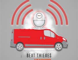 #7 для Facebook Ad Creative For Van Alarm Product от QasimAs