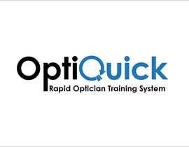 nº 19 pour Logo Design for OptiQuick - Rapid Optician Training System par iakabir