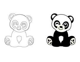 #17 для Draw a Panda, that winks от salehakram342