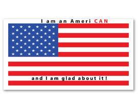 #65 cho I am an AmeriCAN bởi arifin1234
