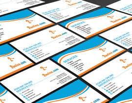 Nro 26 kilpailuun Business card for travel services  company käyttäjältä abdulmonayem85