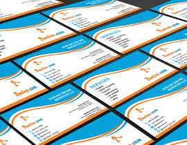 Nro 27 kilpailuun Business card for travel services  company käyttäjältä abdulmonayem85