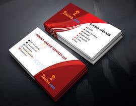 Nro 24 kilpailuun Business card for travel services  company käyttäjältä sahanazakter1998
