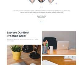 #19 untuk Design the layout of a business consultancy website oleh jahangir505